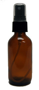 2 oz. Deer Lure- AMBER GLASS BOTTLES